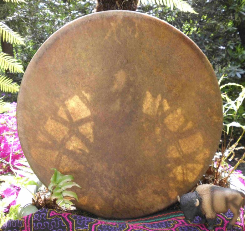 Buffalo Drum 40cm >> ENTER